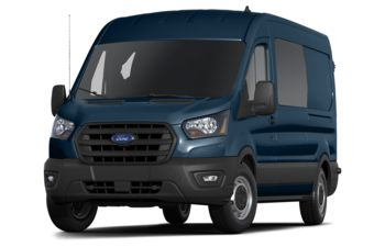 2020 Ford Transit-250 Crew - Blue Jeans Metallic