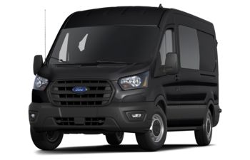 2020 Ford Transit-150 Crew - Agate Black Metallic