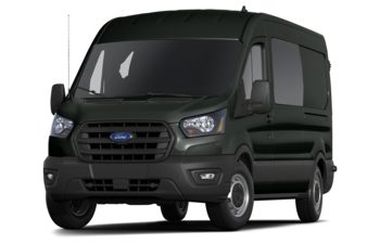 2020 Ford Transit-250 Crew - Green Gem Metallic