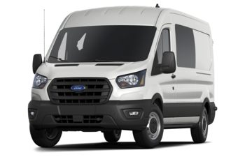 2020 Ford Transit-250 Crew - Oxford White