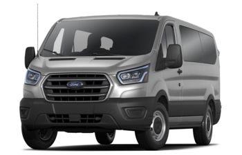 2020 Ford Transit-350 Passenger - Ingot Silver Metallic