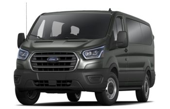2020 Ford Transit-150 Passenger - Magnetic Metallic