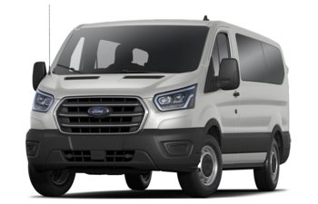 2020 Ford Transit-150 Passenger - Oxford White