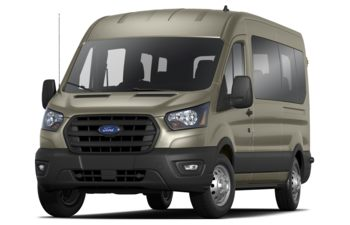 2020 Ford Transit-350 Passenger - Diffused Silver Metallic