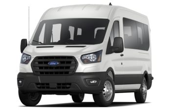 2020 Ford Transit-350 Passenger - Oxford White
