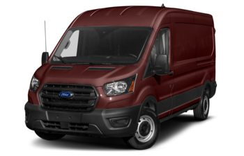 2021 Ford Transit-250 Cargo - Kapoor Red Metallic