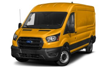 2021 Ford Transit-250 Cargo - School Bus Yellow