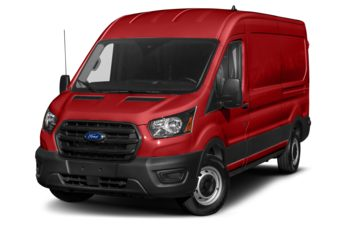 2021 Ford Transit-250 Cargo - Race Red