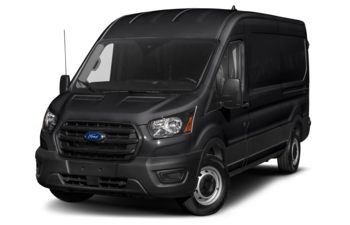 2021 Ford Transit-250 Cargo - Agate Black Metallic