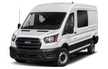 2021 Ford Transit-250 Crew - Oxford White
