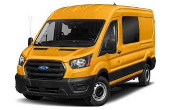 2020 Ford Transit-350 Crew - School Bus Yellow