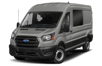2021 Ford Transit-250 Crew - Avalanche Metallic