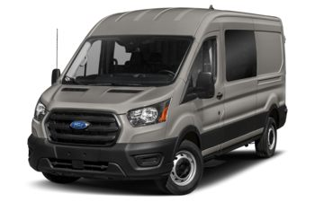 2020 Ford Transit-150 Crew - Diffused Silver Metallic