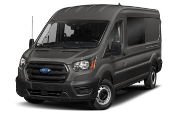 2021 Ford Transit-350 Crew - Abyss Grey Metallic