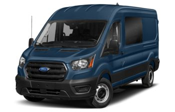 2021 Ford Transit-350 Crew - Blue Jeans Metallic