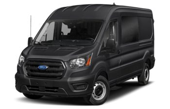 2021 Ford Transit-150 Crew - Agate Black Metallic