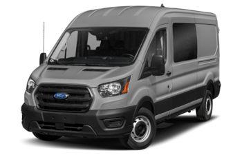 2021 Ford Transit-350 Crew - Ingot Silver Metallic
