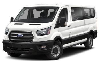 2021 Ford Transit-350 Passenger - Oxford White