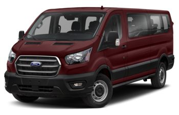 2021 Ford Transit-350 Passenger - Kapoor Red Metallic