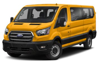 2021 Ford Transit-150 Passenger - School Bus Yellow
