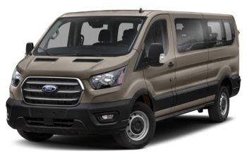 2020 Ford Transit-150 Passenger - Diffused Silver Metallic