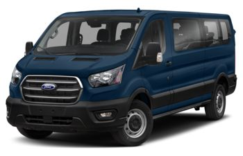 2020 Ford Transit-350 Passenger - Blue Jeans Metallic