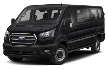 2020 Ford Transit-350 Passenger - Agate Black Metallic
