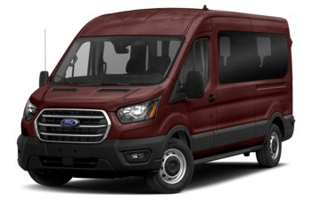 2020 Ford Transit-350 Passenger - Kapoor Red Metallic