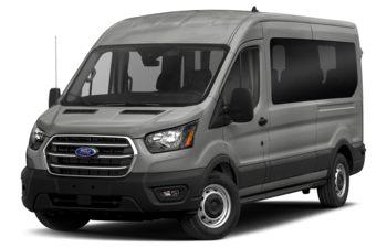 2021 Ford Transit-350 Passenger - Avalanche Metallic