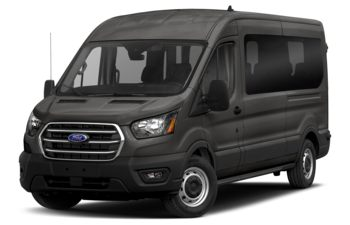2021 Ford Transit-350 Passenger - Carbonized Grey Metallic