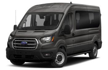2021 Ford Transit-150 Passenger - Abyss Grey Metallic