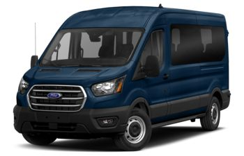 2021 Ford Transit-150 Passenger - Blue Jeans Metallic