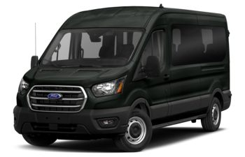 2020 Ford Transit-350 Passenger - Green Gem Metallic