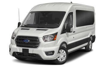 2021 Ford Transit-350 Passenger - Oxford White