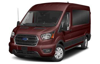 2021 Ford Transit-350 Passenger - Kapoor Red Metallic