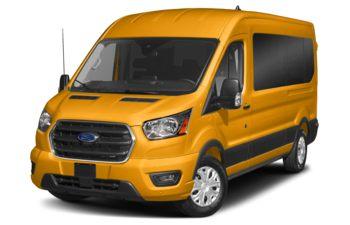 2021 Ford Transit-350 Passenger - School Bus Yellow