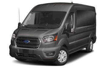 2021 Ford Transit-350 Passenger - Carbonized Grey Metallic