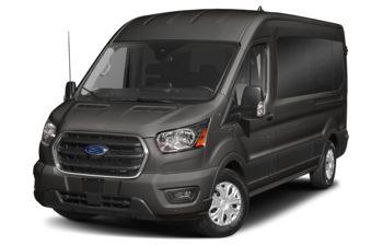 2021 Ford Transit-350 Passenger - Abyss Grey Metallic