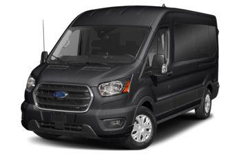 2021 Ford Transit-350 Passenger - Agate Black Metallic