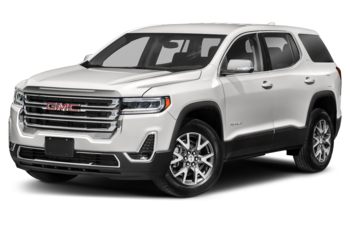 2020 GMC Acadia - Summit White