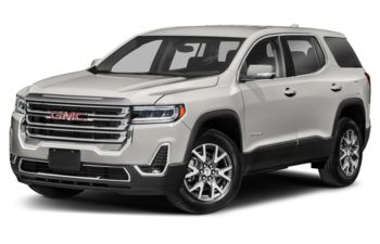2020 GMC Acadia - White Frost Tricoat