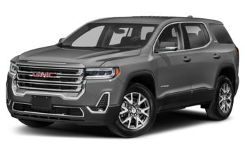 2021 GMC Acadia - Satin Steel Metallic