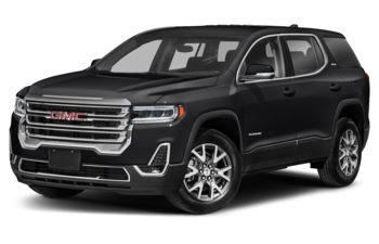 2021 GMC Acadia - Ebony Twilight Metallic