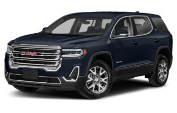 2020 GMC Acadia - Red Quartz Tintcoat