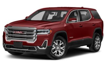 2021 GMC Acadia - Midnight Blue Metallic