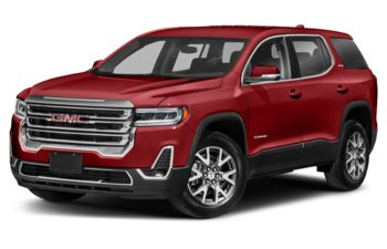 2020 GMC Acadia - Smokey Quartz Metallic