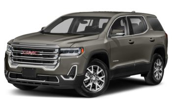 2021 GMC Acadia - Cayenne Red Tintcoat