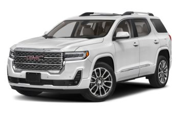 2021 GMC Acadia - White Frost Tricoat