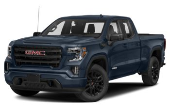2021 GMC Sierra 1500 - Pacific Blue Metallic