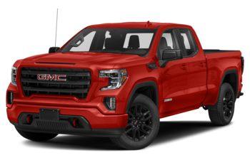 2021 GMC Sierra 1500 - Cardinal Red